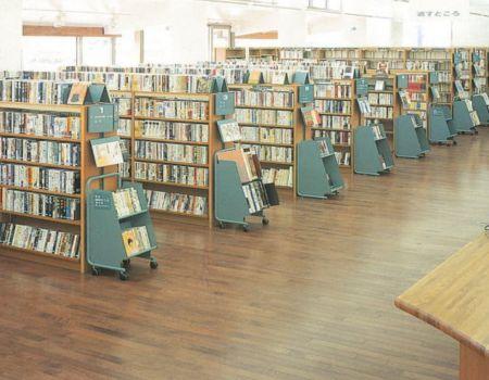 町 図書館 吉田